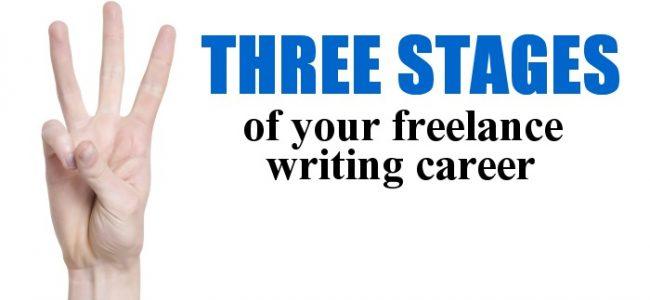 freelance writing career